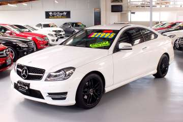 Mercedes C 180 | Vehicles | Ted Traceys